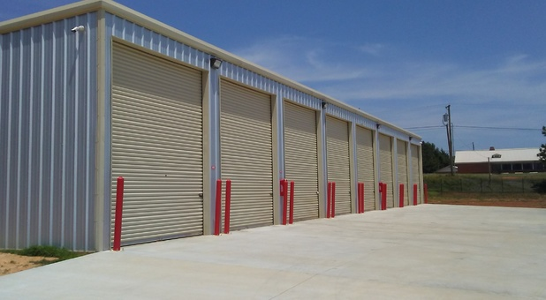 Fully Enclosed RV Storage in Nacogdoches, TX