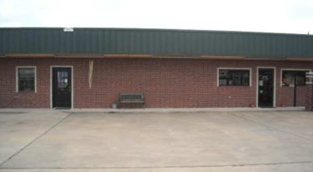 Blacklock Storage Facility Office in Tomball, TX