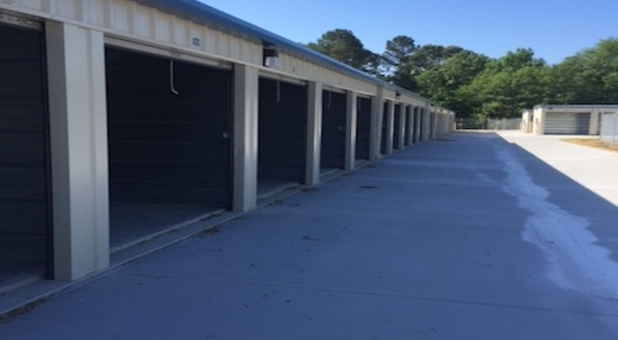 Outdoor Storage Units in Garner, NC