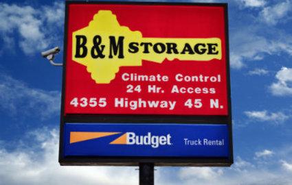 B&M Storage