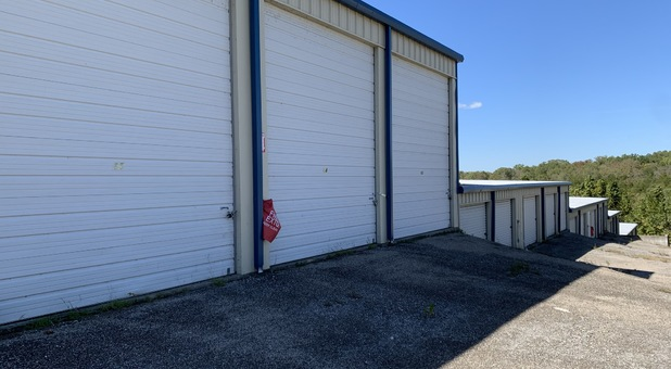 large storage units tall doors