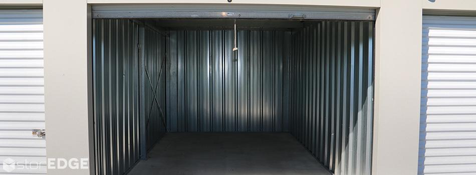 open unit