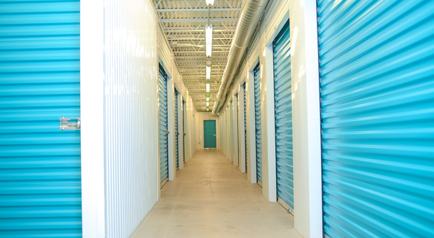 Temperature Controlled Clean Storage