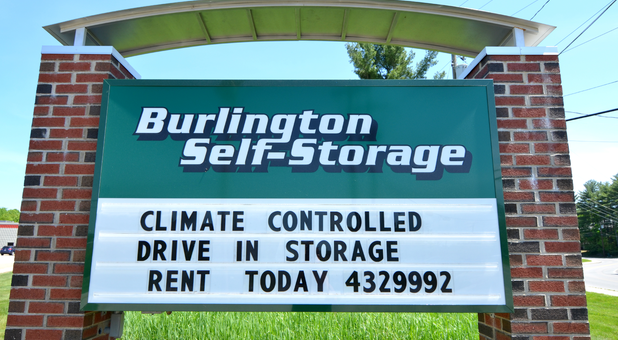 Awesome Burlington Self Storage Of Derry