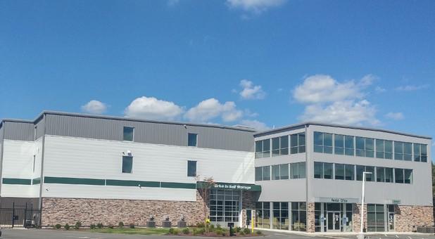 Storage Units In Wilmington Ma 01887 Burlington Self