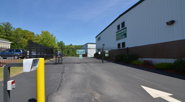 Storage Units In Salem Nh 03079 Burlington Self Storage
