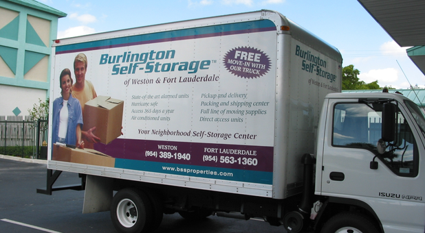 Burlington Self Storage of Oakland Park & Storage Units in Lauderdale FL 33334 | Burlington Self Storage