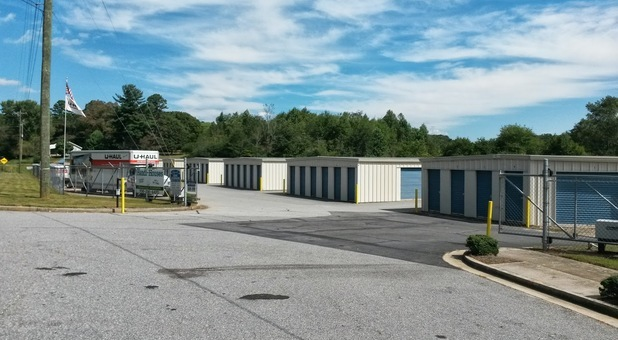 Storage Units in Murrayville, GA 30564 | Byrd's Mini Storage