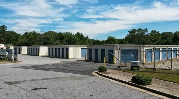 Storage Units In Murrayville Ga 30564 Byrd S Mini Storage