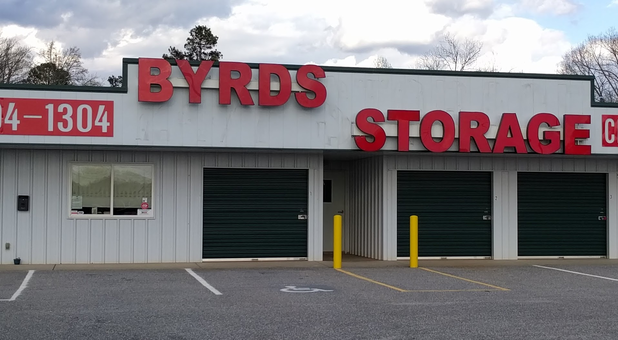Self Storage In Northern Georgia Byrd S Mini Storage
