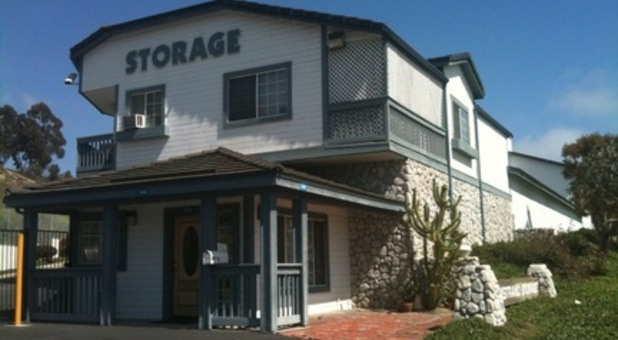 Self storage in Capistrano Beach, CA