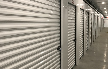 Interior Insulated Storage Units
