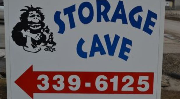 The Storage Cave Logo