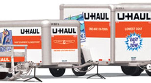 U-Haul Trailers