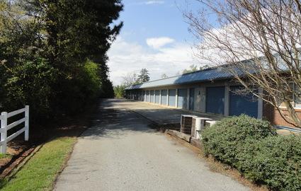 A driveway