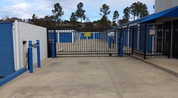 Gated Self Storage in Hot Springs, AR