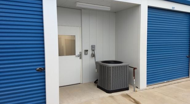 Interior of Storage Unit in Hot Springs, AR