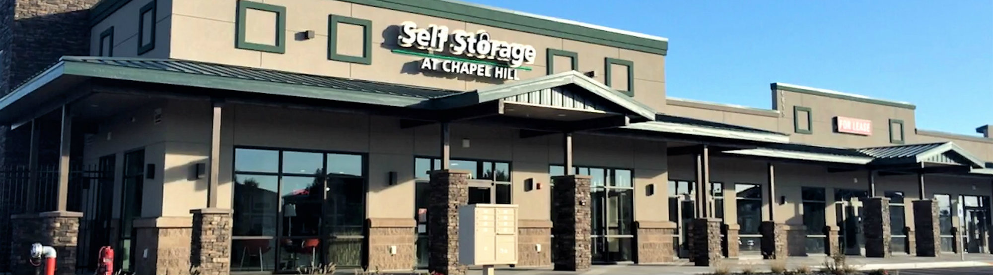 Self Storage at Chapel Hill