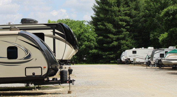 RV & Boat storage for all Sizes