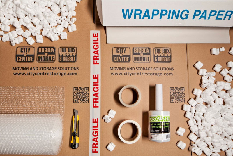 The Box and Bubble Packing Supplies