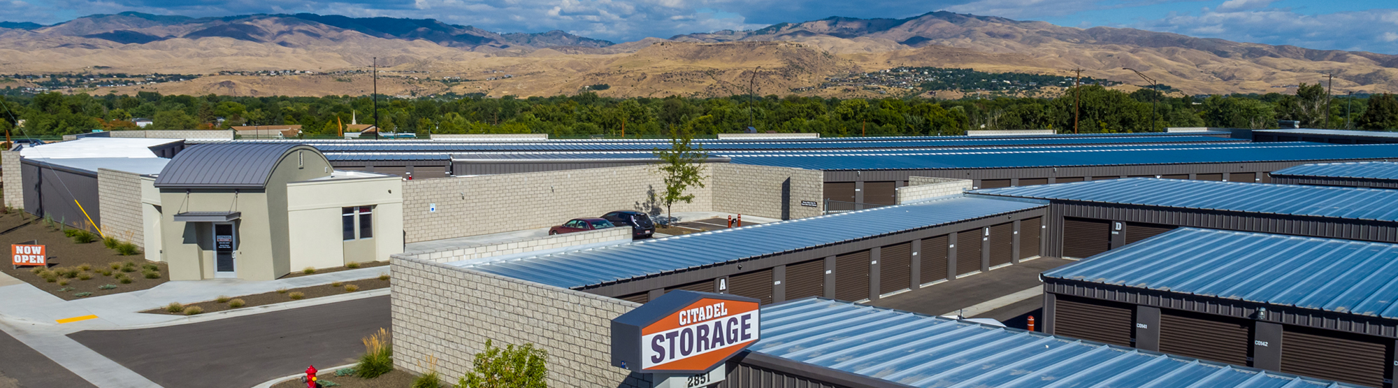 Citadel Storage Idaho