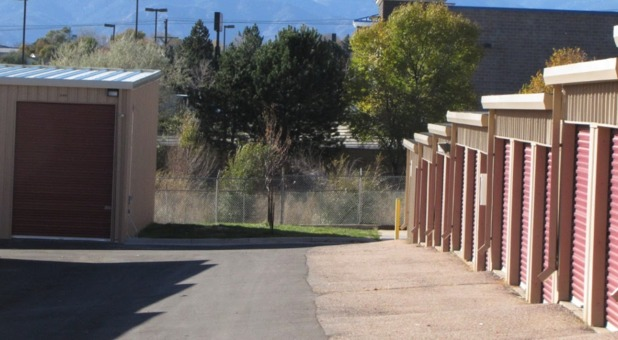 Colorado Springs, CO self storage