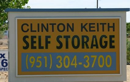 Clinton Keith Sign