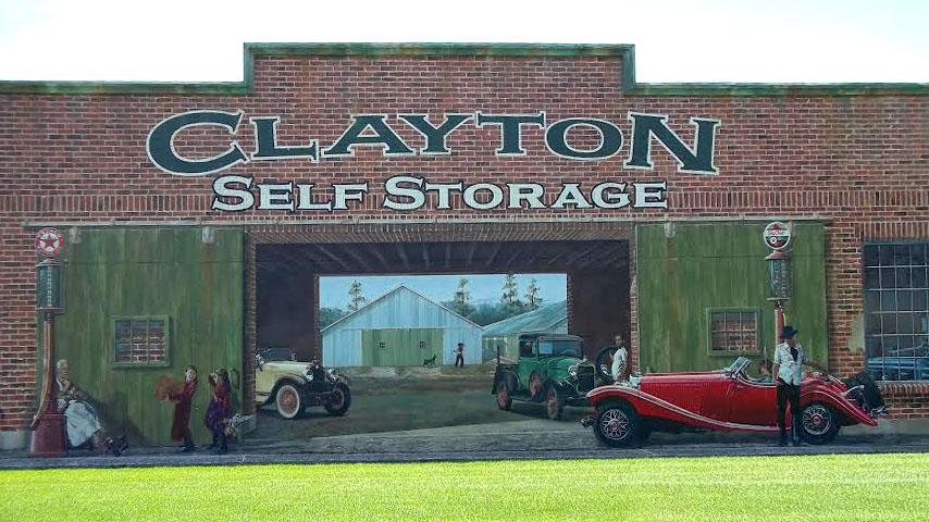 Clayton's Self Storage