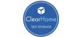 Clear Home Self Storage logo