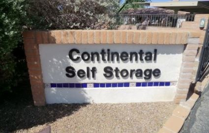 Continental Self Storage in Green Valley