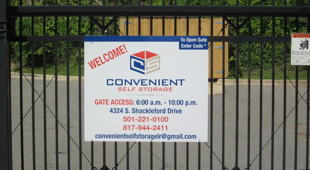 Electronic Gate Access