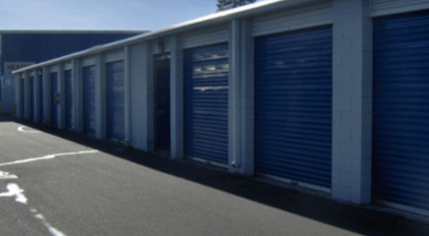 Outdoor Drive Up Access Self Storage