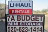 7A Budget Mini Storage