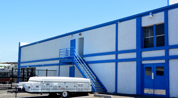 Mesa Az Storage Units 85207 Cox Armored