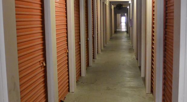Hallway Storage
