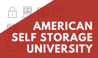 American Self Storage University Banner For Promotions