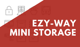 EZY-Way Mini Storage Banner For Promotions