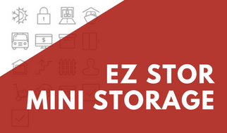 EZ Stor Mini Storage Banner For Promotions