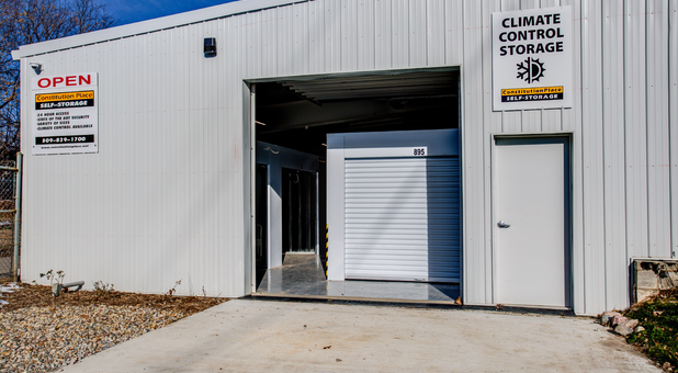 Bloomington, IL Climate Controlled Storage