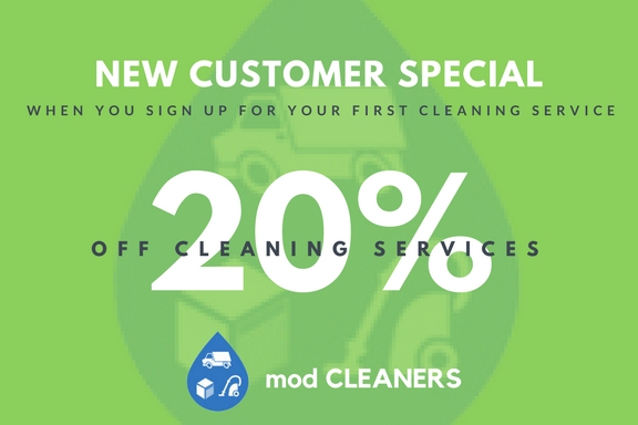 Mod housekeeping services in Monterey, CA: 20% off