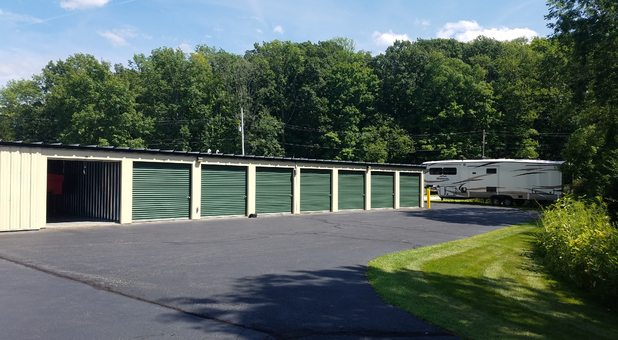 Secure and Affordable Self Storage in Hamburg, NJ