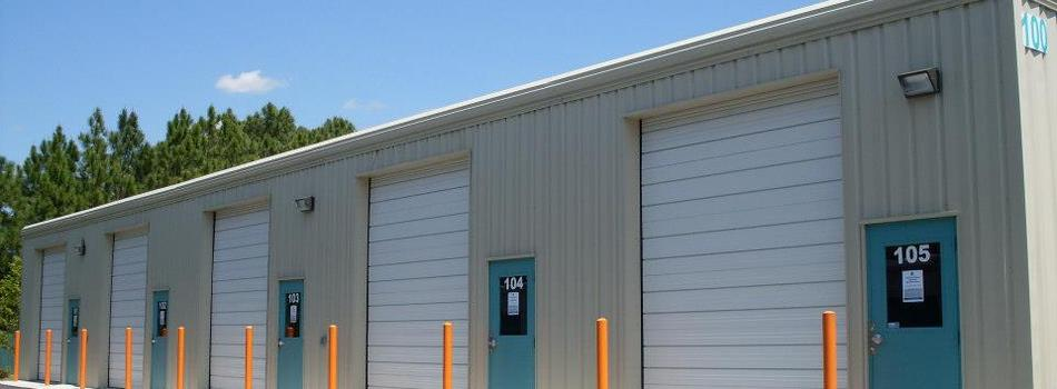 Drive Up Units in Wilmington, NC