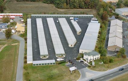 Spacious Storage Facility