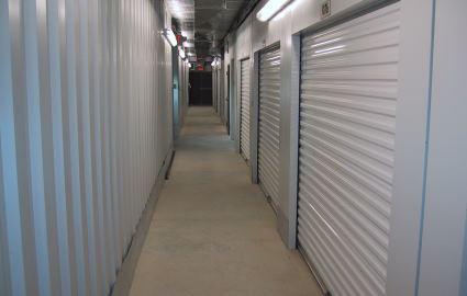 ... Wide Lanes; Indoor Storage Units