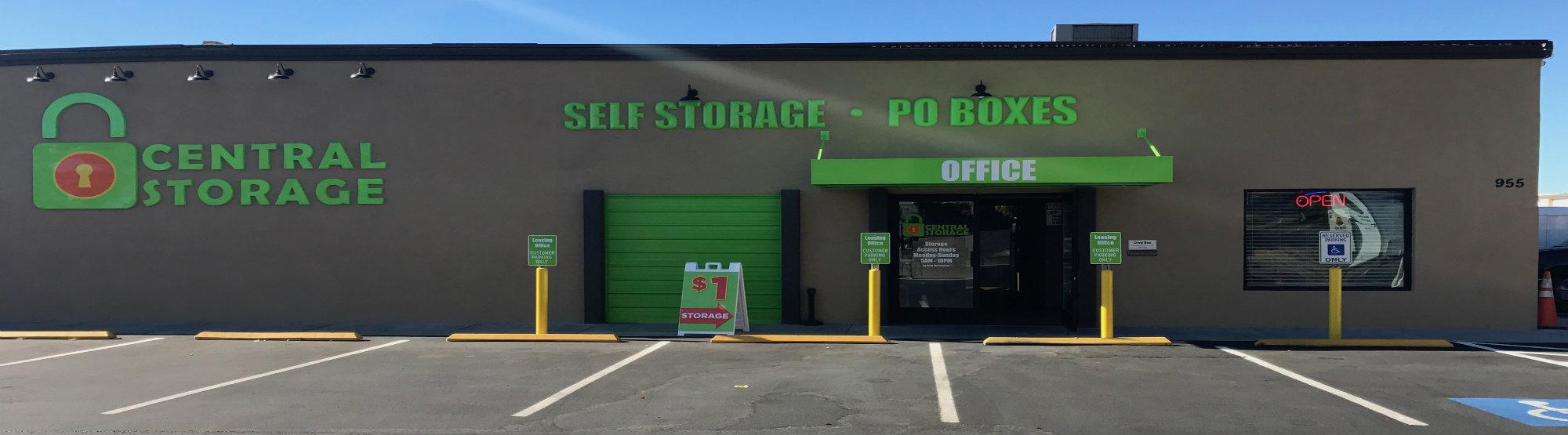 Storage Units In George Ut Central Storage
