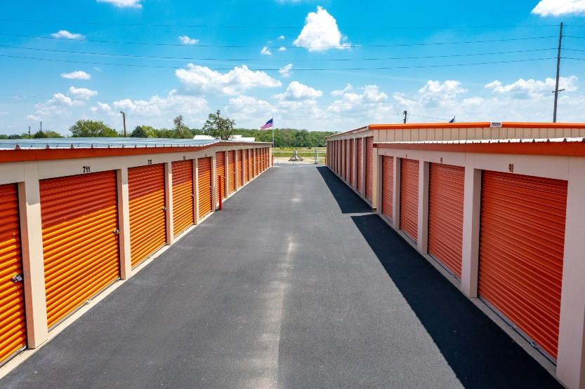 Storage Units in Staunton