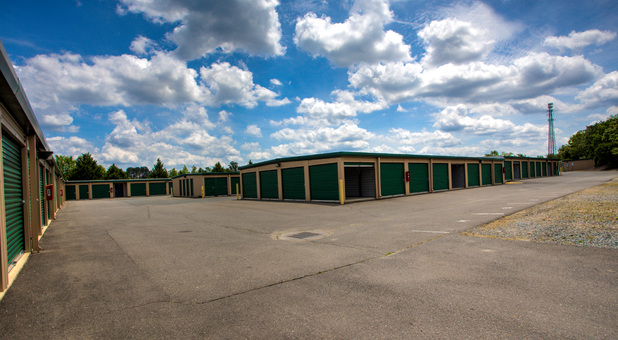 secure storage at Falmouth Self Storage