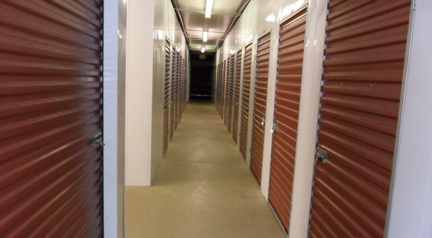 Inside units Warrenton Mini Storage