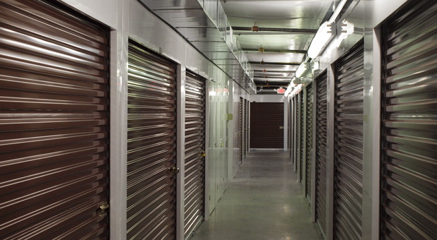 Inside units Ocean City Mini Storage