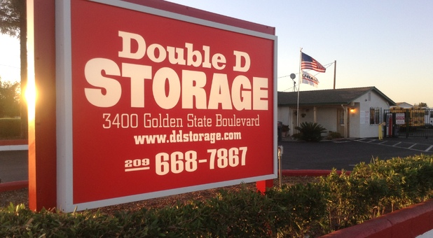 Double D Self Storage Facility